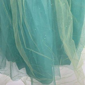 Disney Costumes - Disney Store Girl Dress Princess Ariel Sz: 5/6
